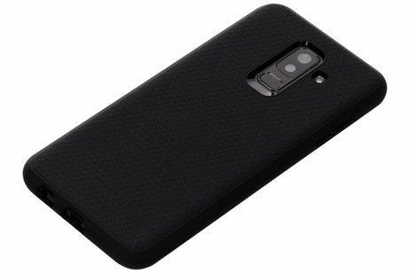huge selection of d0c8e 0d6c8 Spigen Schwarzes Liquid Air™ Case für das Samsung Galaxy A6 Plus (2018)