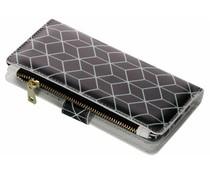 Luxuriöse Portemonnaie-Hülle Samsung Galaxy S8