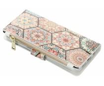 Luxuriöse Portemonnaie-Hülle Samsung Galaxy S7 Edge