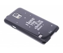 Fab. Disco Glitter Hardcase Handyhülle Samsung Galaxy S5 (Plus) / Neo