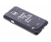 Fab. Disco Glitter Hardcase Handyhülle für Samsung Galaxy S5 Mini