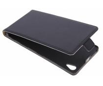 Selencia Luxus Flipcase Flipcase Schwarz für Sony Xperia Z5 Premium
