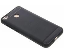 Brushed TPU Case Schwarz für das Xiaomi Redmi 4X