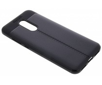Leder Silikon-Case für das Xiaomi Redmi 5 Plus / Note 5