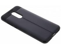 Leder Silikon-Case für das Xiaomi Redmi 5 Plus