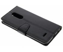 Stilvolles Booklet Schwarz für das LG K11