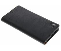 Wallet TPU Booktype Hülle Schwarz für Samsung Galaxy J7