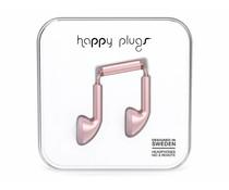 Happy Plugs Headphones Deluxe Edition - Pink Gold