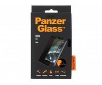 PanzerGlass Premium Displayschutzfolie Schwarz für das Nokia 5.1