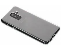 Transparentes Gel Case Samsung Galaxy A6 Plus (2018)