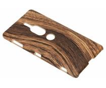 Holz-Design Hardcase-Hülle Sony Xperia XZ2 Premium
