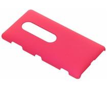 Unifarbene Hardcase-Hülle Fuchsia Sony Xperia XZ2 Premium