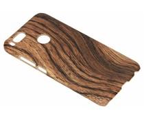 Holz-Design Hardcase-Hülle Braun für das Xiaomi Mi A1