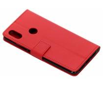 TPU Bookcase Rot für Xiaomi Redmi S2