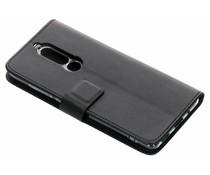 Azuri Book-style Wallet Case Schwarz für das Nokia 5.1