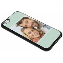 Bedrukken Gestalten Sie Ihre eigene iPhone 6 / 6s Gel Hülle - Schwarz