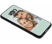 Gestalten Sie Ihre eigene Galaxy S8 Gel Hülle - Schwarz