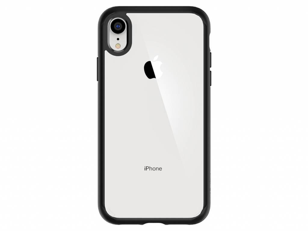 Spigen Ultra Hybrid™ Case Schwarz für das iPhone Xr