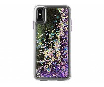 Case-Mate Naked Tough Waterfall Lila für das iPhone Xs Max