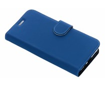 Accezz Wallet TPU Booklet Blau für das Huawei Y5 (2018) / Honor 7s