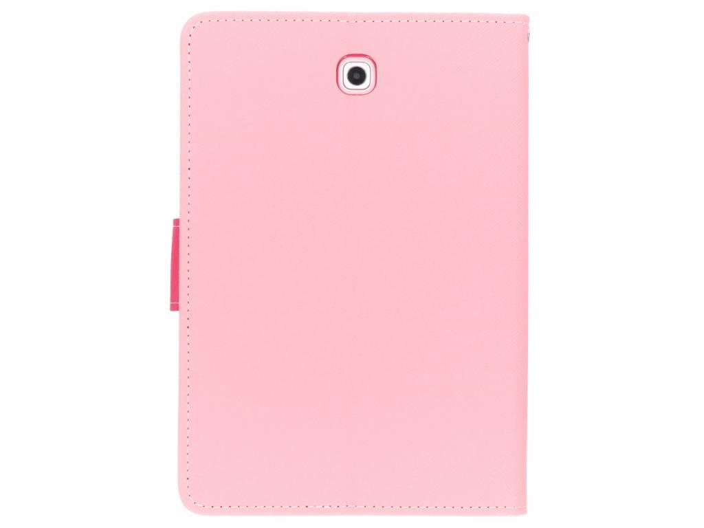 Mercury Goospery Canvas Diary Case Galaxy Tab S2 80 Samsung S6 Black Hlle