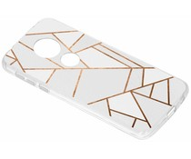 Design TPU Hülle für das Motorola Moto E5 / G6 Play