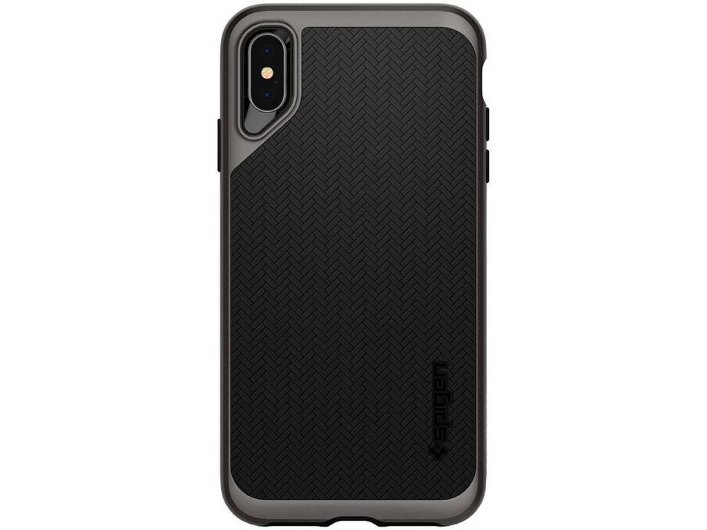 Spigen Neo Hybrid™ Case Grau für das iPhone Xs Max