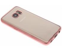 Be Hello Chrome Edge Gel-Hülle für das Samsung Galaxy S7