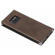 Samsung Leather Wallet Cover Braun für das Galaxy Note 9