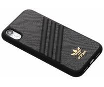 adidas Originals Moulded Snake Case Schwarz für das iPhone Xr