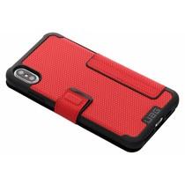 UAG Metropolis Folio Case Rot für das iPhone Xs Max