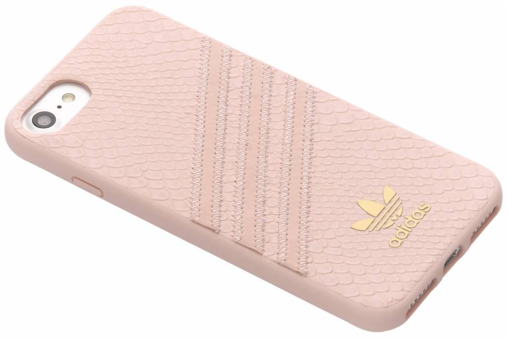 adidas Originals Moulded Snake Case Rosa für das iPhone 8 / 7 / 6s / 6