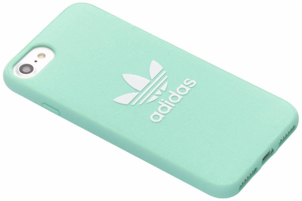 adidas Originals Adicolor Moulded Case Mintgrün für das iPhone 8 / 7 / 6s / 6