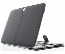 Unifarbene Booktype-Hülle Schwarz für MacBook Pro 13.3 Zoll