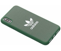 adidas Originals Adicolor Moulded Case Grün für das iPhone Xs Max