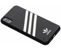 adidas Originals Moulded Case Samba Schwarz für das iPhone Xs Max