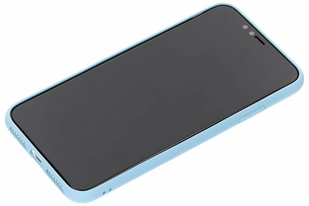 adidas Originals Moulded Case Samba Blau für das iPhone Xs Max