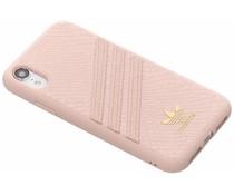 adidas Originals Moulded Snake Case Rosa für das iPhone Xr