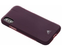 adidas Sports Solo Case Violett für das iPhone Xs / X