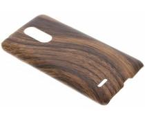 Holz-Design Hardcase-Hülle für das LG K8 (2017)