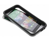 Bumper Hülle Schwarz für das HTC One M8 / M8s