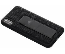 adidas Sports Grip Case Schwarz für das iPhone Xs Max