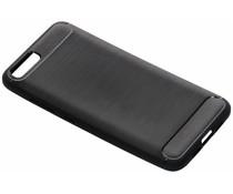 Schwarzer Brushed TPU Case für das Xiaomi Mi 6