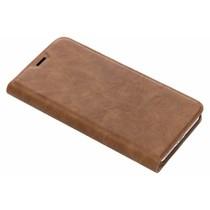 Hama Guard Booklet Case Braun für das iPhone Xs Max