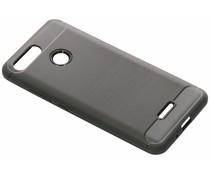 Brushed TPU Case Grau für das Xiaomi Redmi 6