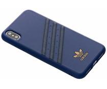 adidas Originals Moulded Case Samba Violett für das iPhone Xs Max