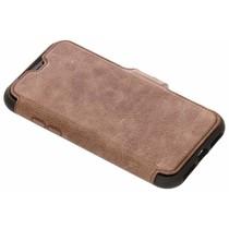 OtterBox Strada Book Case Braun für das iPhone Xs / X