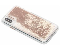 Case-Mate Naked Tough Waterfall Case Gold für das iPhone Xs / X