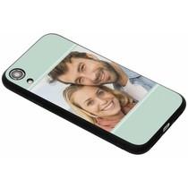 Gestalten Sie Ihre eigene iPhone Xr Gel Hülle - Schwarz