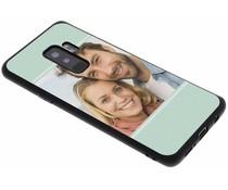 Gestalten Sie Ihre eigene Galaxy S9 Plus Gel Hülle - Schwarz